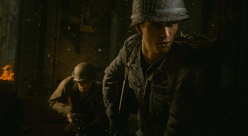 Call of Duty WWII: Nuevo tráiler centrado en el modo historia