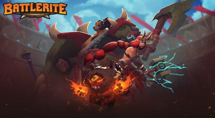 Battlerite permitirá un acceso temprano y será gratuito a partir de noviembre