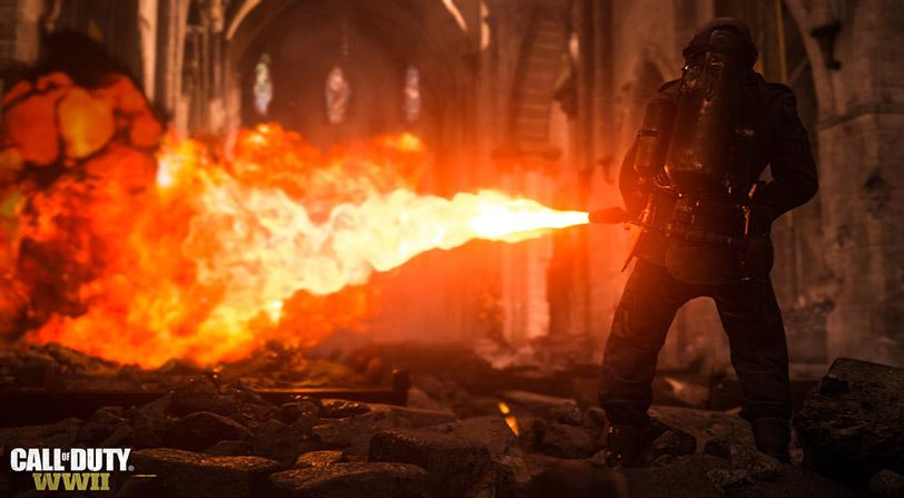 Call of Duty WWII: Resérvalo y desbloquea tu arma favorita permanentemente