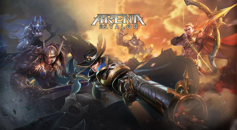 Arena of Valor, uno de los MOBA más populares se va a estrenar en Nintendo Switch