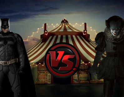 Batman VS IT: La batalla definitiva en un fan tráiler