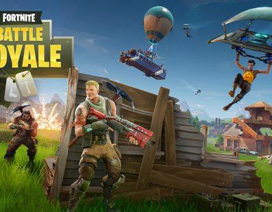 El modo de juego Battle Royale de Fortnite reúne a más de 1 millón de jugadores