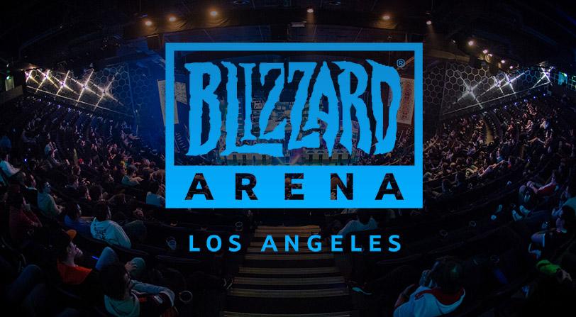 Blizzard abrirá una arena de eSports en Los Ángeles