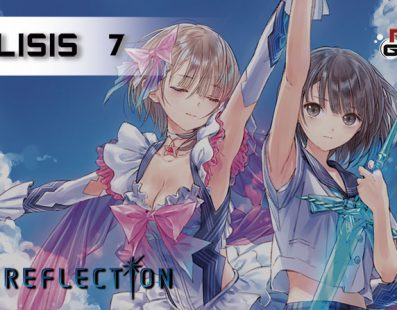 Análisis Blue Reflection – Una historia diferente