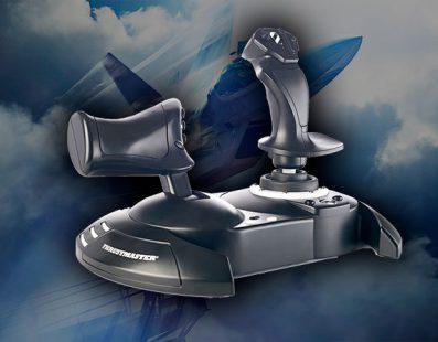 Thrustmaster presenta el T.Flight Hotas One, el primer Joystick oficial para Xbox One