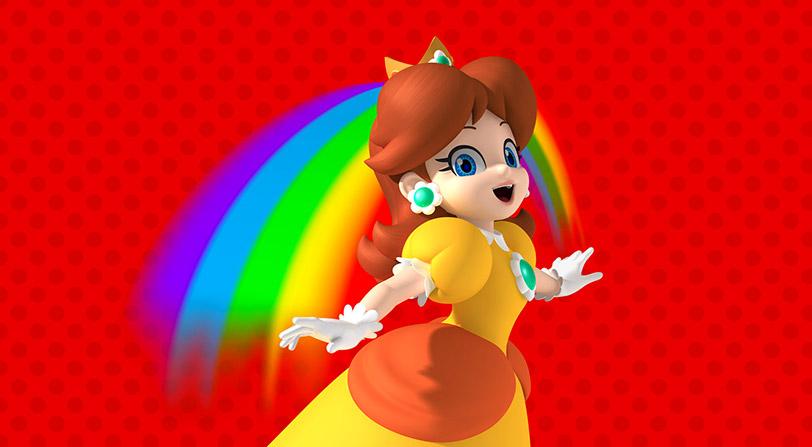 Daisy va a llegar a Super Mario Run en una actualización gratuita