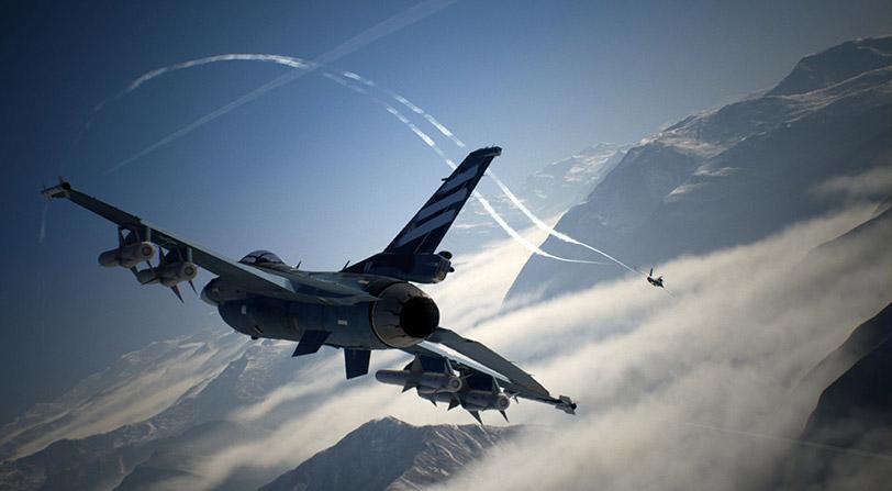 Se desvelan los aviones de Ace Combat 7: Skies Unknown