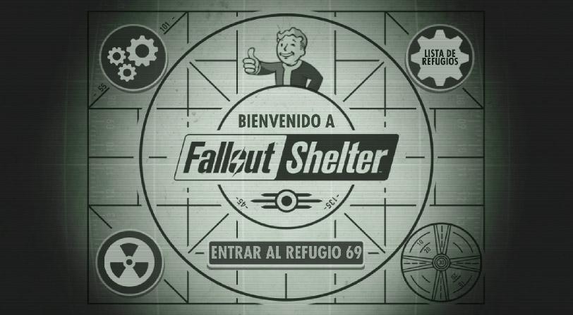 Fallout Shelter supera los 100 millones de usuarios