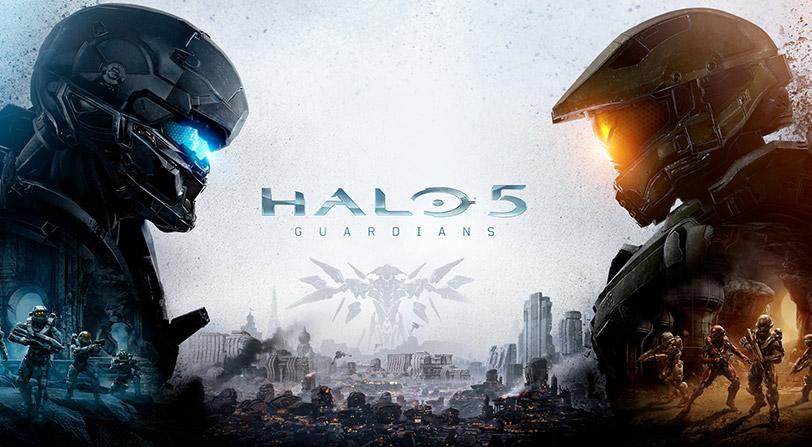 Detalladas las mejoras de Halo 5 en Xbox One X