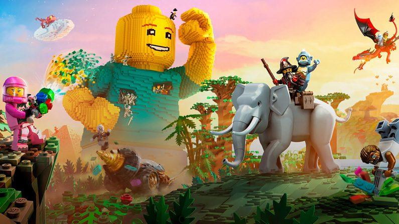 LEGO Worlds se muestra en un nuevo tráiler para Nintendo Switch