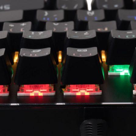 Mars Gaming MK4 teclado mecánico