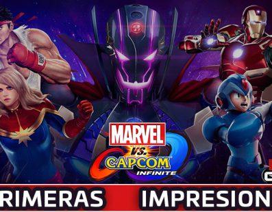 Primeras Impresiones – Marvel Vs Capcom: Infinite