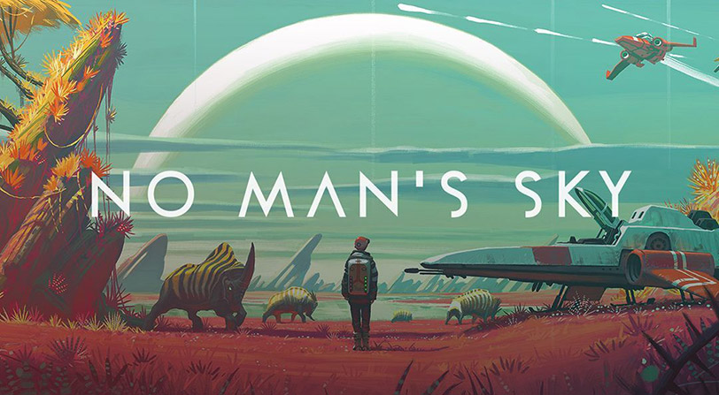 Así es la nueva actualización de No Man's Sky