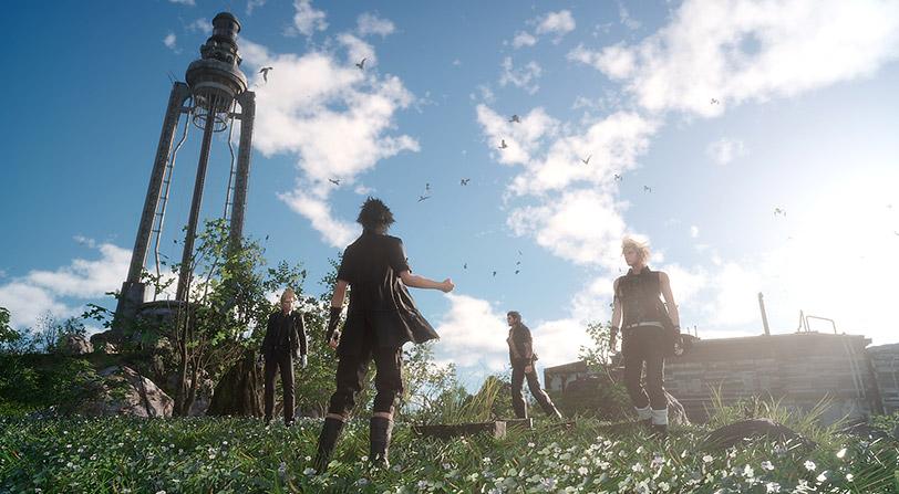 Final Fantasy XV alcanza las 6 millones de unidades vendidas
