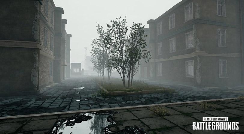 PlayerUnknown's Battlegrounds muestra por primera vez la niebla dentro del juego