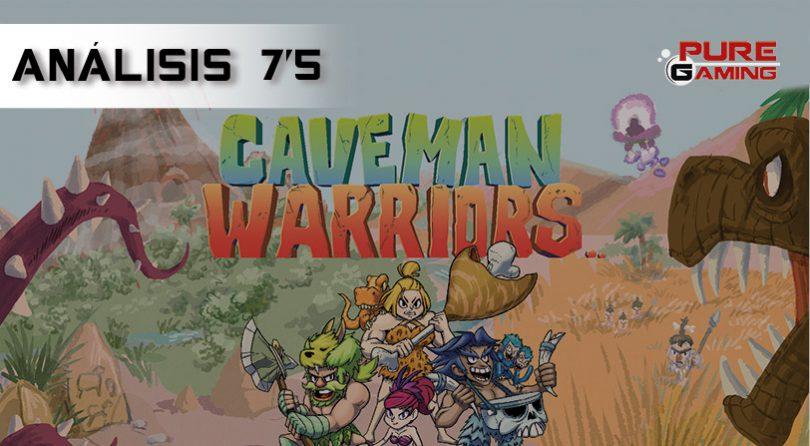 Análisis de Caveman Warriors – Guerreros prehistóricos