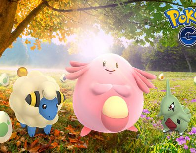Nuevo evento de Pokémon Go: Equinoccio