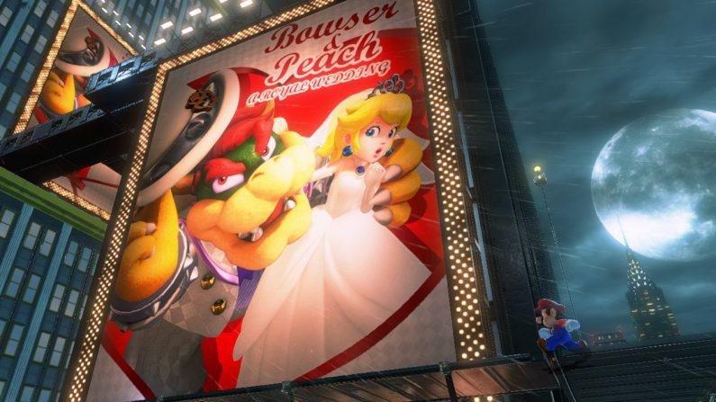 Amiibos de Super Mario Odyssey, en conjunto o por separado.