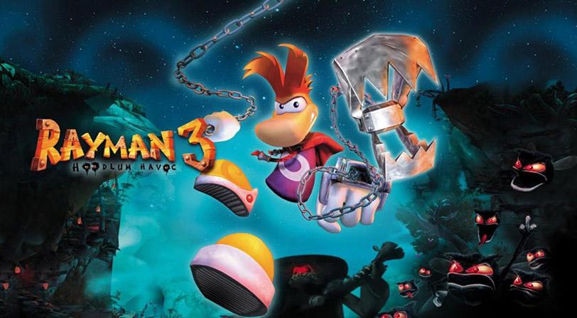 Rayman-3