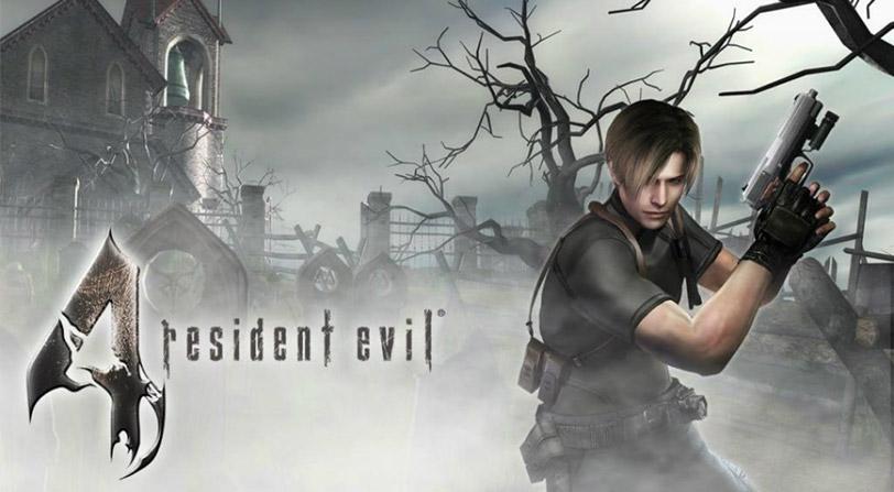 El personaje oculto presente en el título Resident Evil 4