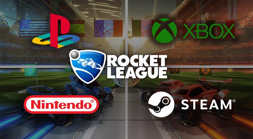 Rocket League se acerca cáda vez más al juego cruzado entre plataformas
