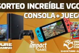SORTEO VIDEO GAME COMICconsola PS4 / Nintendo Switch + Juego