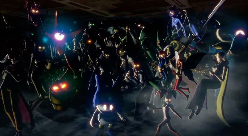 El 23 de octubre se presenta el juego de Shin Megami Tensei