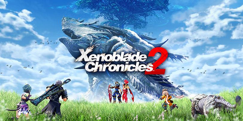 Xenoblade Chronicles 2 llega a Nintendo Switch el 1 de diciembre
