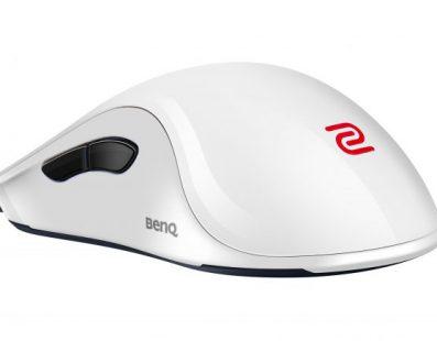 ZOWIE lanza sus nuevos mouse gaming con acabado brillo: ZOWIE FK y ZA WHITE SERIES
