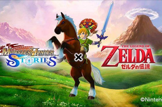 The Legend of Zelda llegará a Monster Hunter Stories en forma de DLC