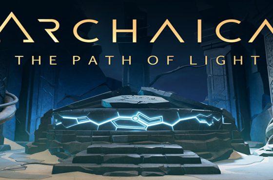 Archaica: The Path of Light, el juego de puzzles con láseres y espejos
