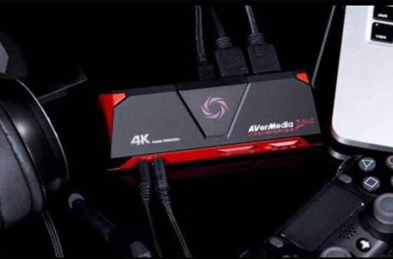 ElBlizzer impartirá Talleres de Avermedia en Barcelona Games World mostrando la nueva capturadora 4K