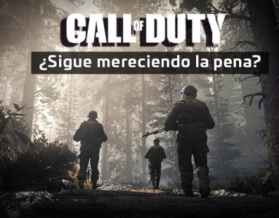 ¿La saga Call of Duty sigue mereciendo la pena?