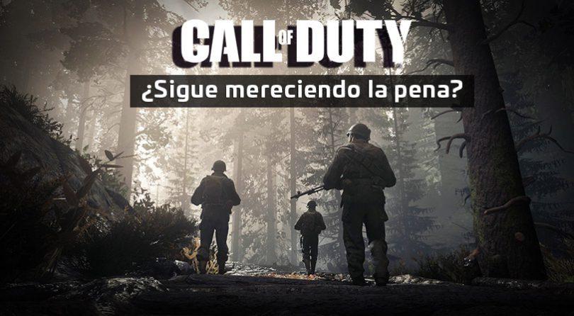 ¿La saga Call of Duty sigue mereciendo la pena?