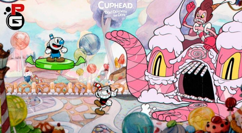 Cuphead multijugador online