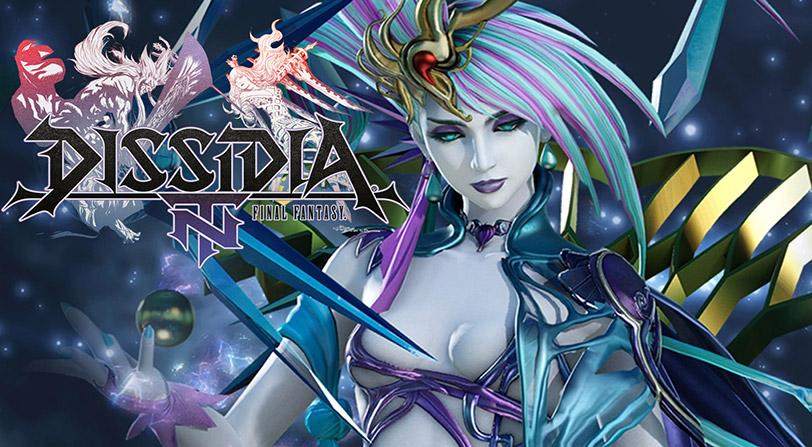 El 3 de octubre llega un nuevo personaje a Dissidia: Final Fantasy NT