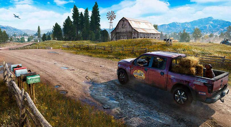 Ya se sabe el nombre del compositor del juego Far Cry 5