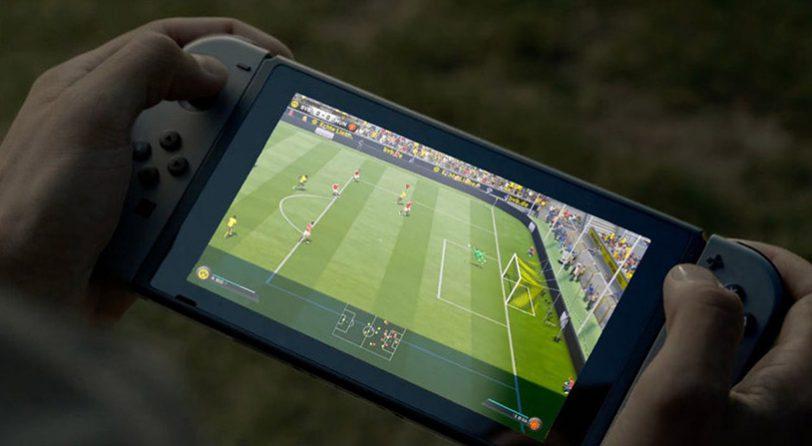 FIFA 18 podría no ser el útlimo FIFA de Nintendo Switch