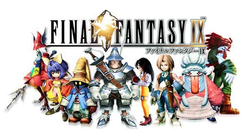 Confirmado y ya a la venta Final Fantasy IX para PS4