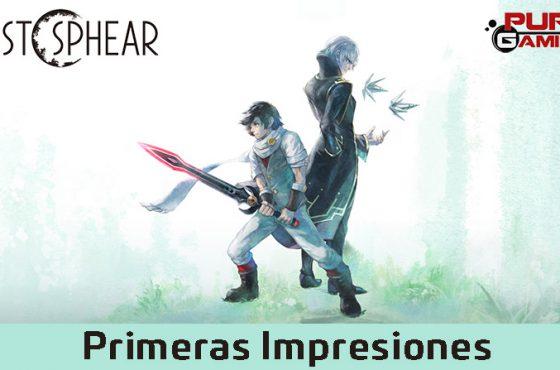 Primeras Impresiones – Lost Sphear