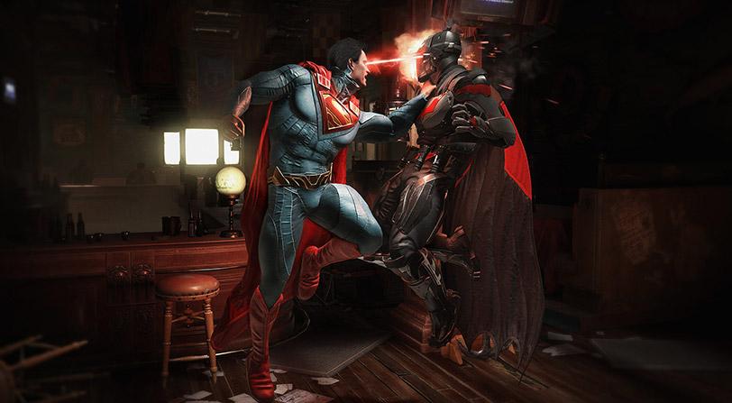 Es probable que el juego de Injustice 2 llegue a PC