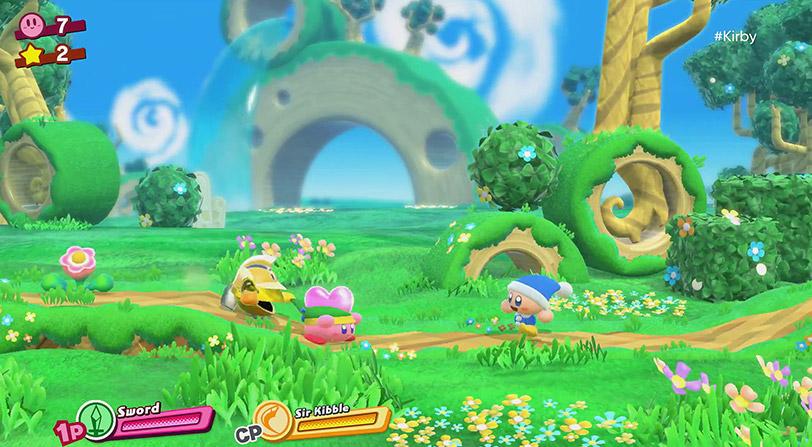 Presentado el nuevo tráiler de Kirby Star Allies para Nintendo Switch