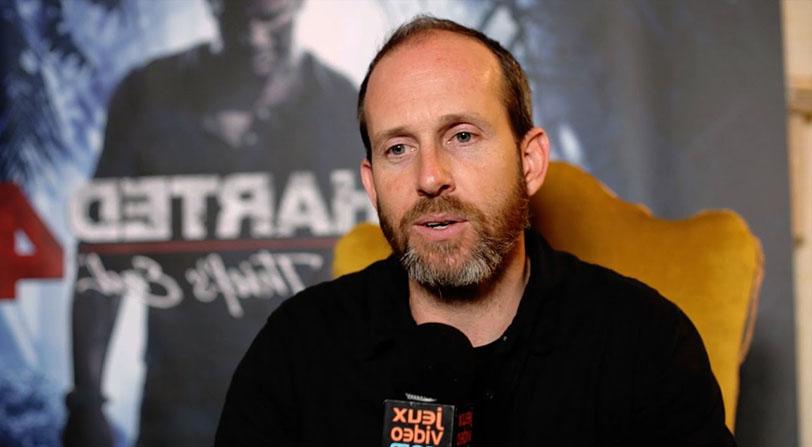 Tras dos décadas de trabajo, Bruce Straley se despide de Naughty Dog