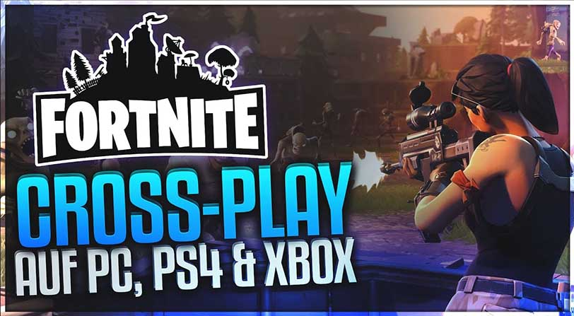 Indicios de juego cruzado en Fortnite entre PS4 y Xbox One