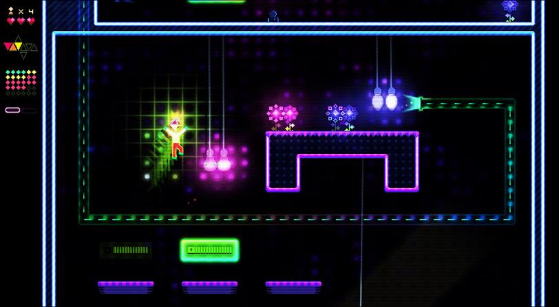 Octahedron es el juego de plataformas que promete romper con lo establecido