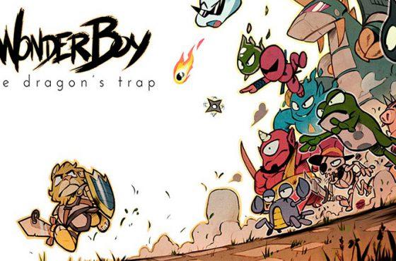 El remake de Wonder Boy para la Switch supera en ventas los de las otras plataformas