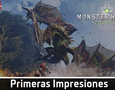 Primeras Impresiones – Monster Hunter World