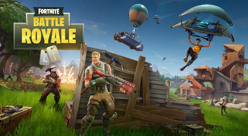 Battle Royale es el nuevo modo de juego de Fortnite y te resultará muy familiar