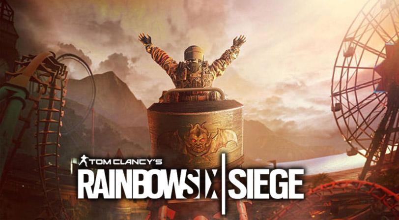 Se puede corromper el disco duro de PS4 con el parche de Rainbow Six Siege