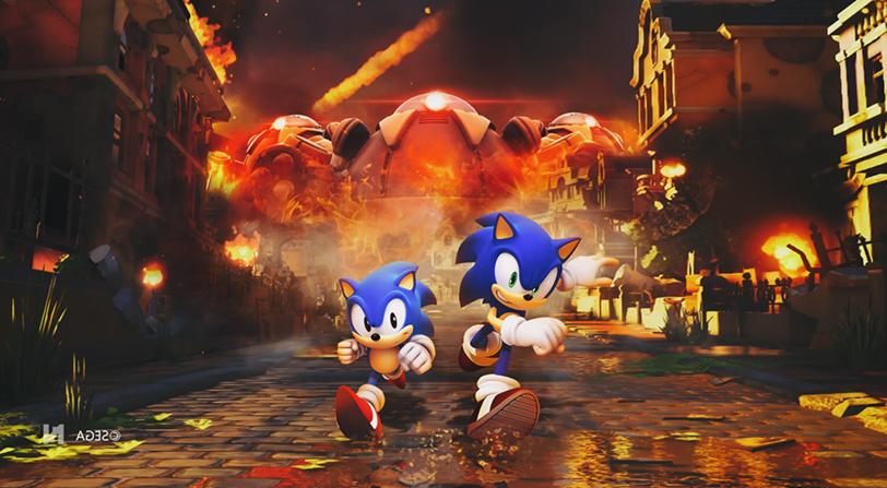 El nuevo Sonic Forces ya tiene fecha y precio de salida